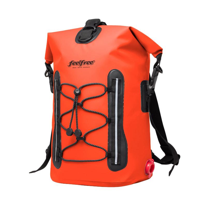 harga Feelfree Go Pack Dry Bag - Orange [20 L] Blibli.com