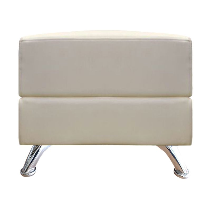 Ferniture Camelia Stool Putih Gading Sofa