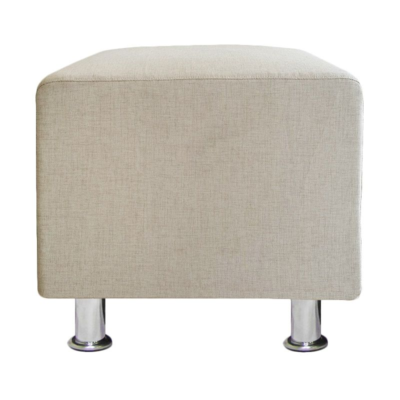 Ferniture Eolia Stool Krem Sofa