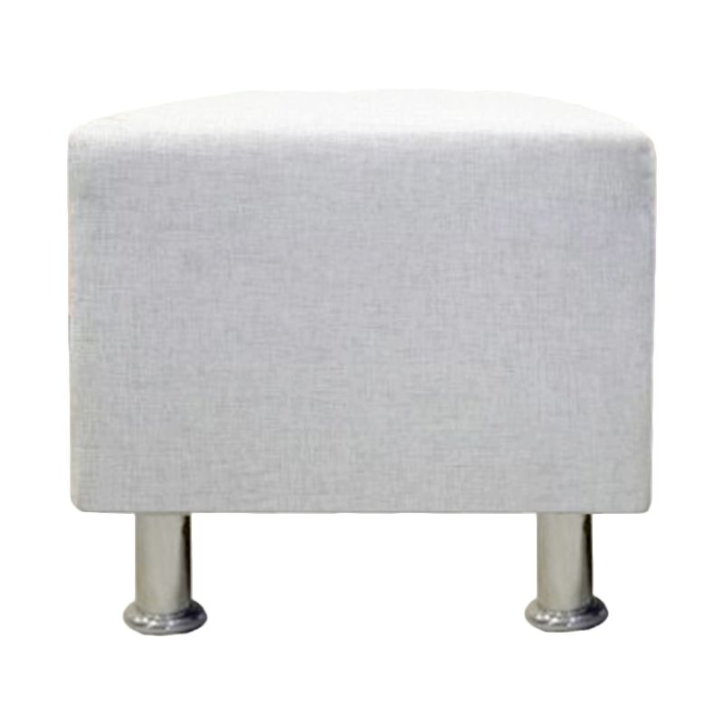 Ferniture Eolia Stool Putih Gading Sofa