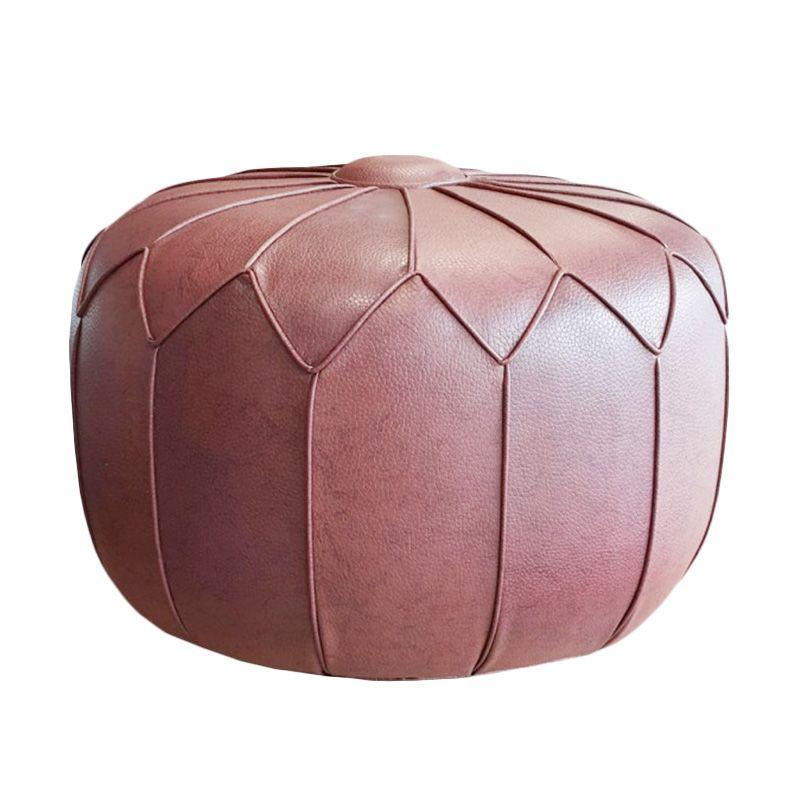 Ferniture Marakesh Stool Coklat Sofa