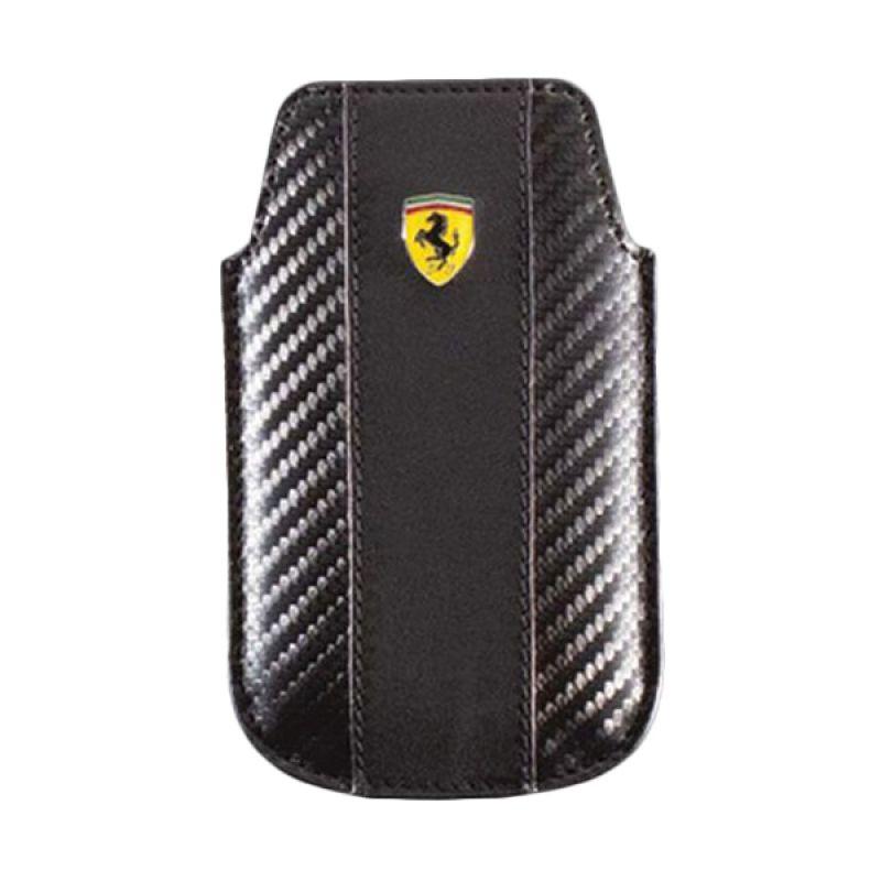 Ferrari Scuderia Sleeve Challenge For Blackberry Black
