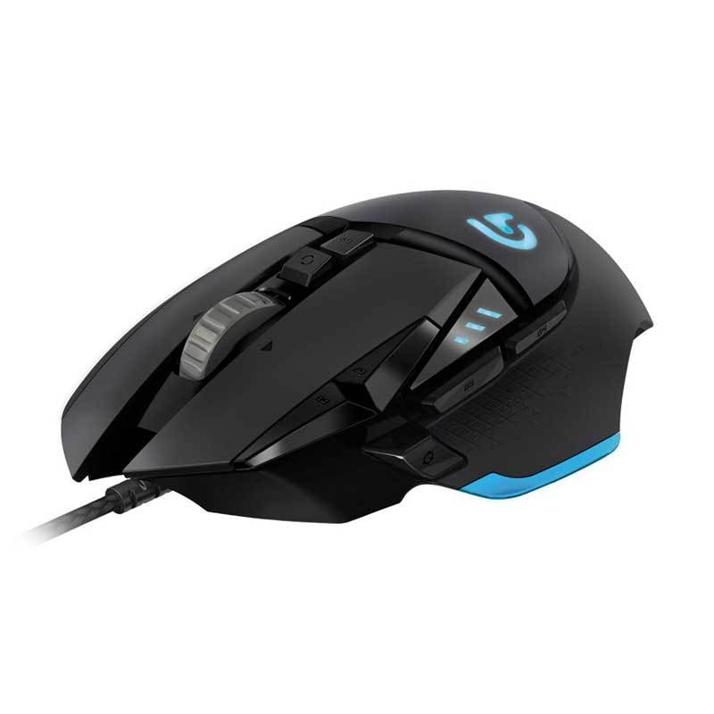 Logitech G502 Black Gaming Mouse