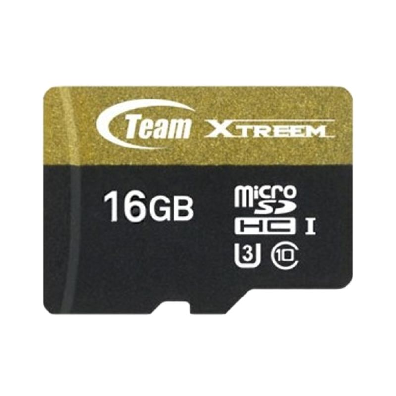 Team UHS-3 Speed Xtreem Memory Card [16 GB]