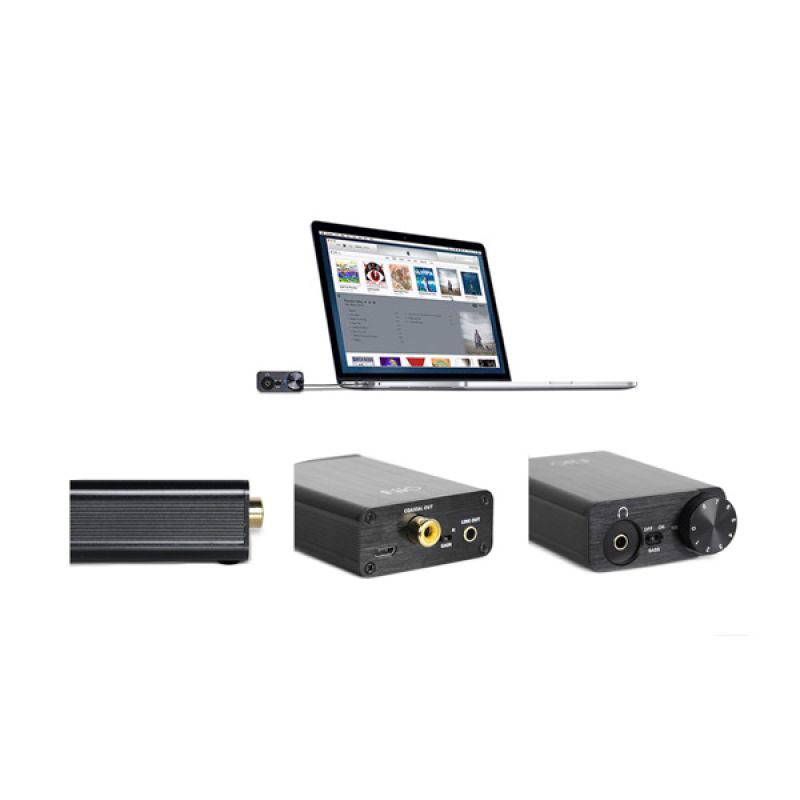 harga FiiO E10K USB Soundcard and Headphone Amplifier Blibli.com