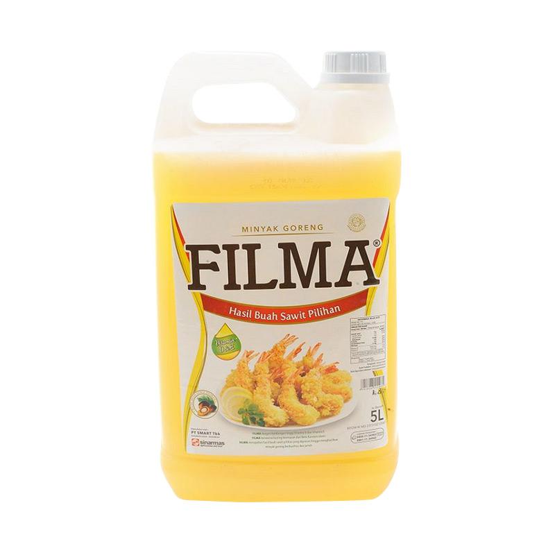 Rekomendasi Seller:Filma Jerigen Minyak Goreng [5 L]