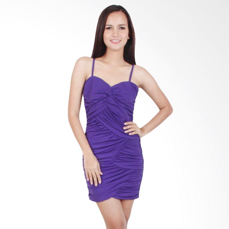 Fiorucci Dress FRC041062 Purple