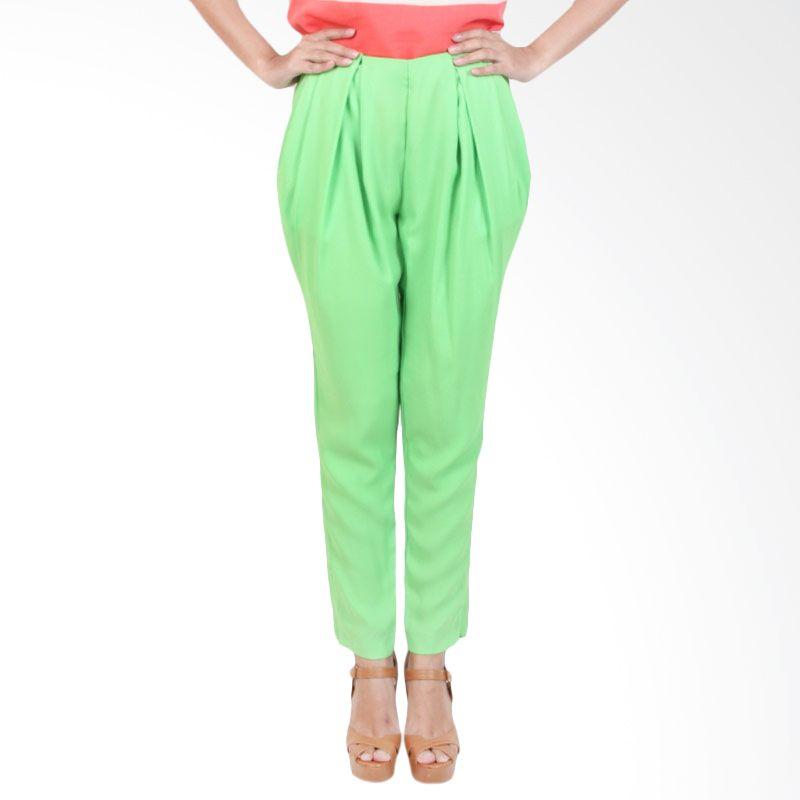 Fiorucci Pants FRC041160 Green