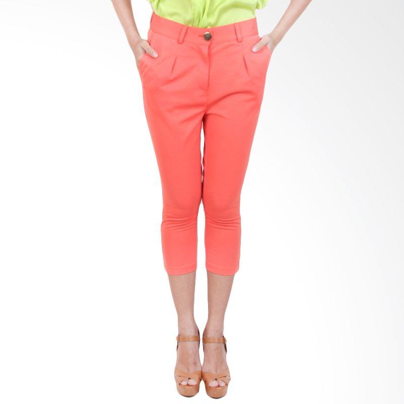 Fiorucci SS Pants FRC041158 Orange