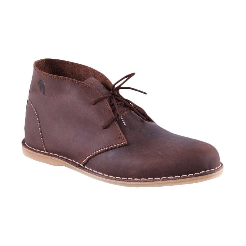 Flankers Brown To Rock II Chukka Brown