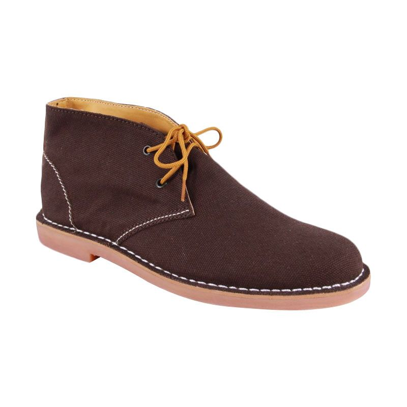 Flankers Madchester Chukka Coffee