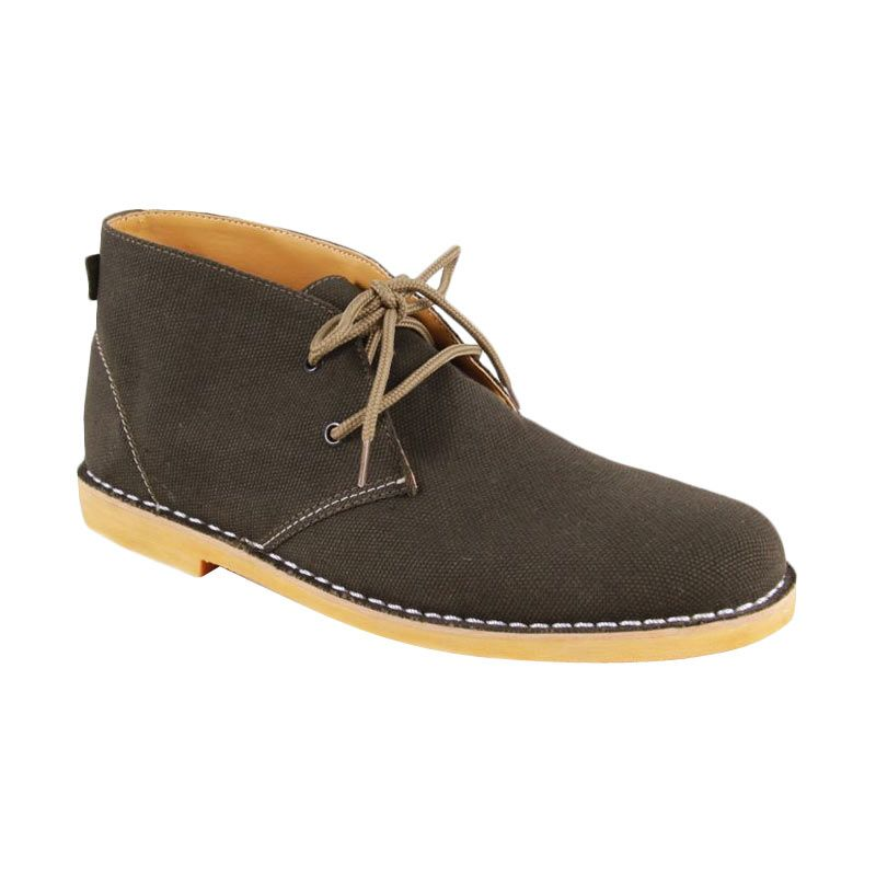 Flankers Madchester Chukka Green