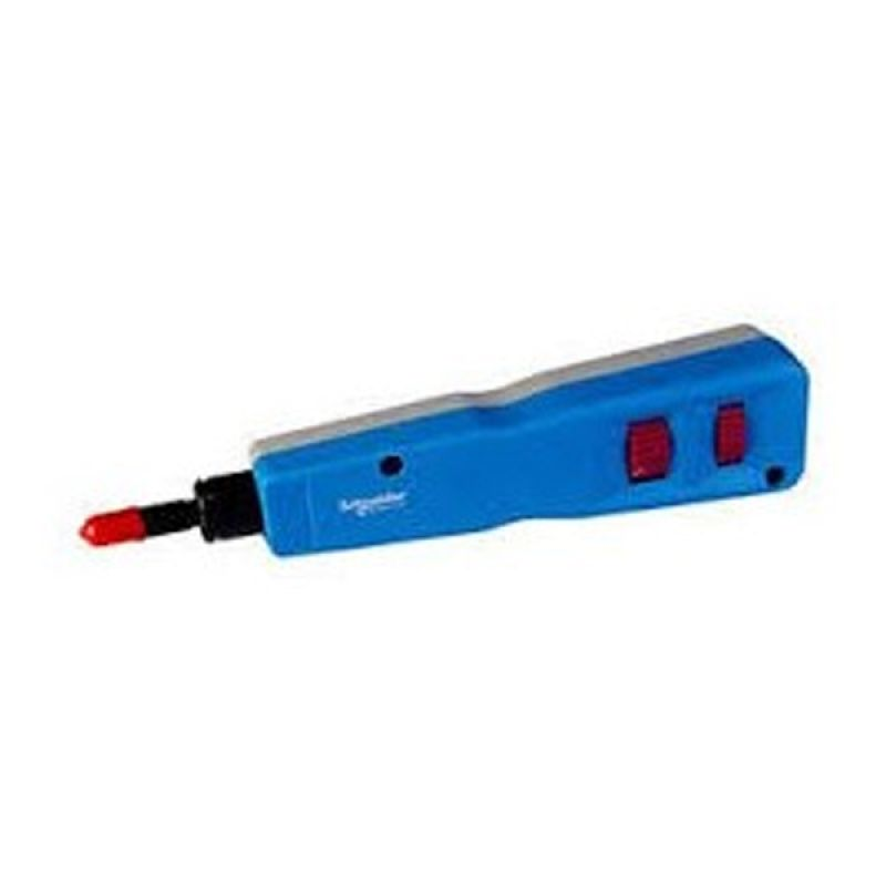Schneider Electric DXYTOOLPUNCH Blue Punch Down Tool