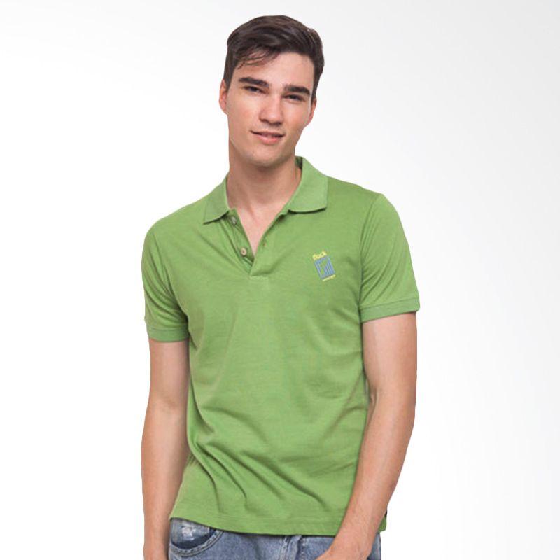 Flock Energy Polo Shirt Green Extra diskon 7% setiap hari Extra diskon 5% setiap hari Citibank – lebih hemat 10%