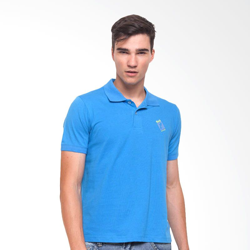 Flock Energy Polo Shirt Royal Blue Extra diskon 7% setiap hari Extra diskon 5% setiap hari
