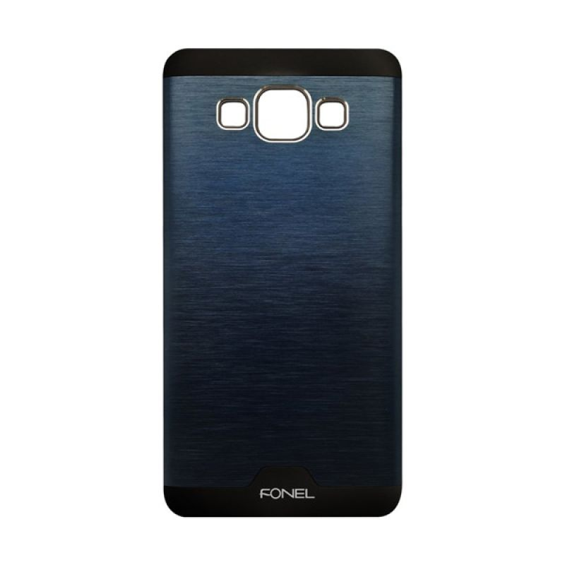 Fonel Back Cover Navy Blue Casing for Galaxy A5