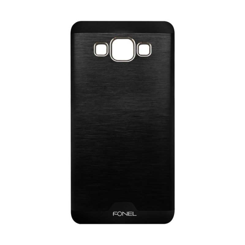 Fonel Back Cover Hitam Casing for Galaxy A5