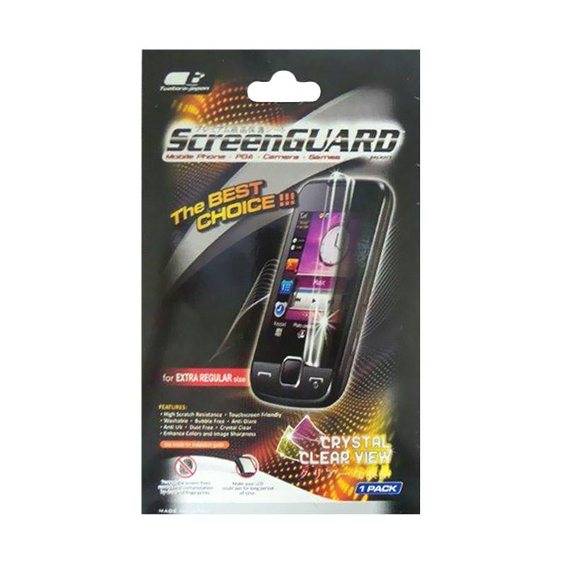 harga Fonel ScreenGuard Antigores LCD Protector for LG L70 Blibli.com
