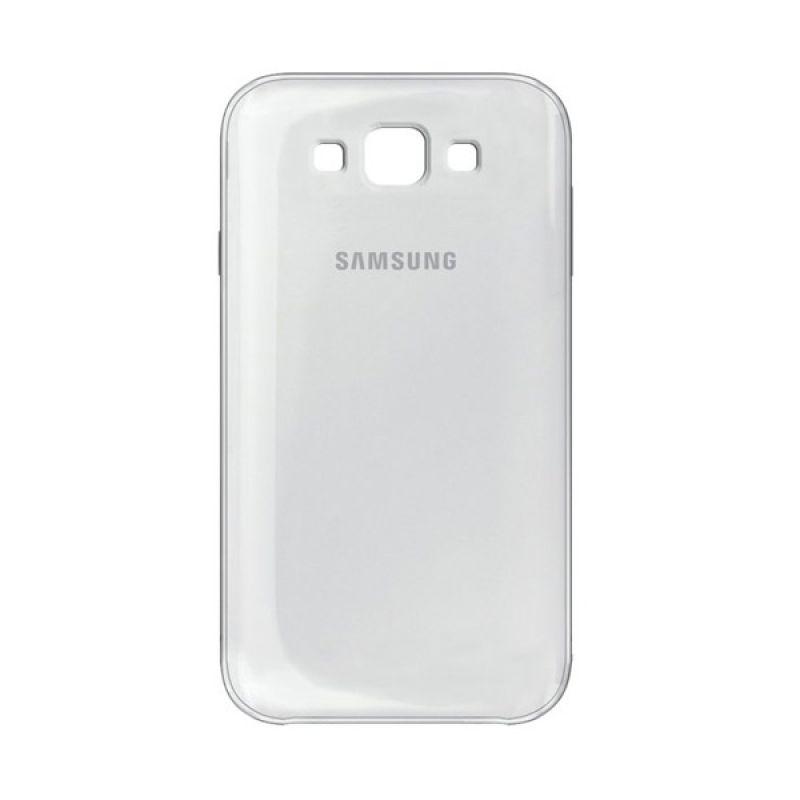 Samsung Softcase Putih Casing for Galaxy E5