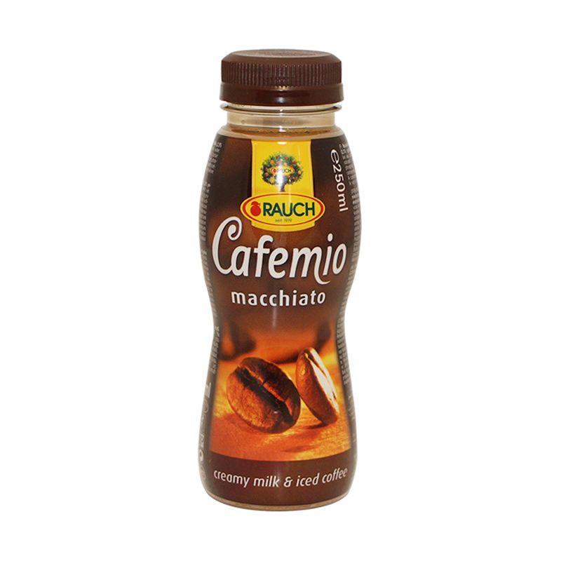 Cafemio Macchiato Coffee Minuman Kopi Instan [250 mL]