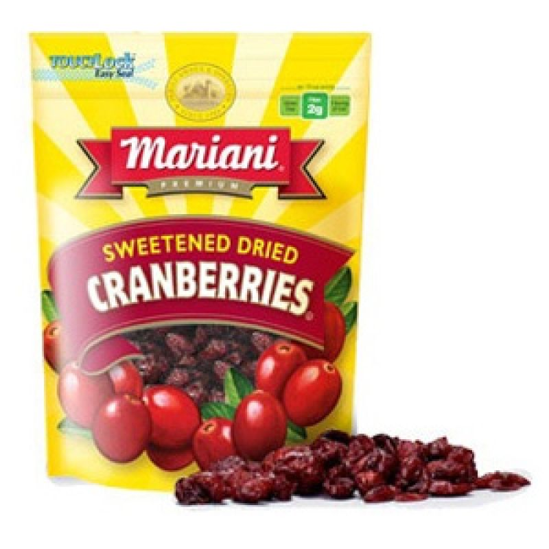 Mariani Sweetened Cranberry 170 gr