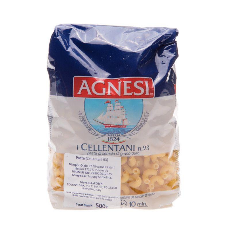 Agnesi Cellentani New Fusili Makanan Instan