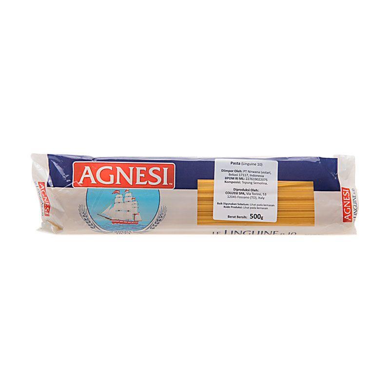 Agnesi Linguine Makanan Instan [No. 10]