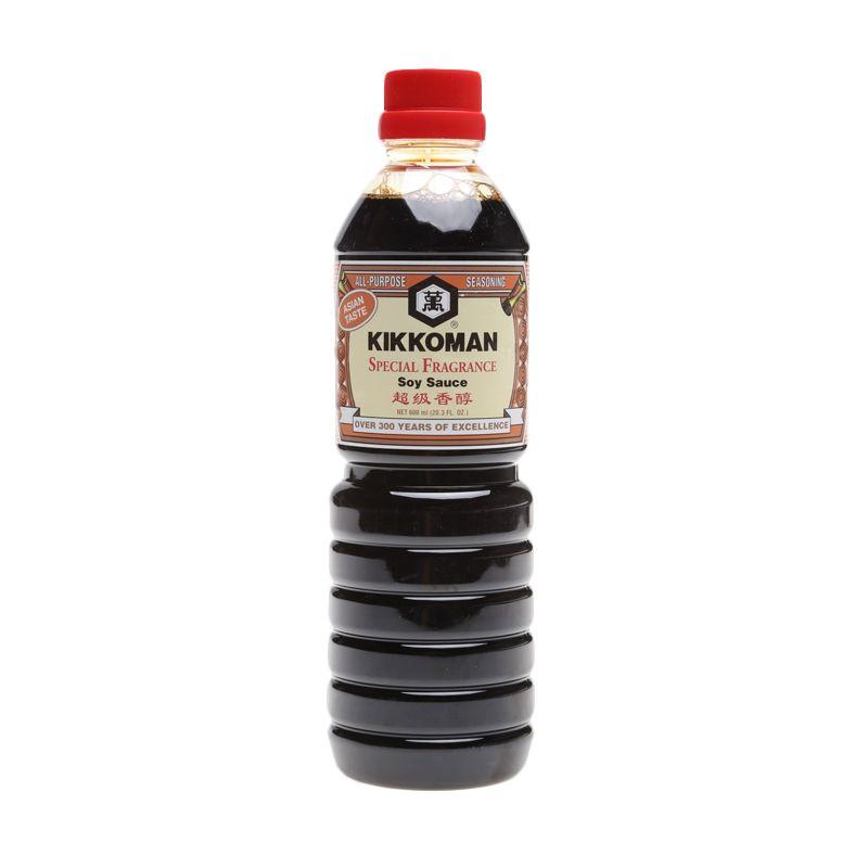 Kikkoman Fragrance Soy Bumbu Masak [600 mL]