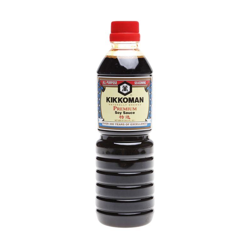 Kikkoman Premium Soy Bumbu Masak [600 mL]