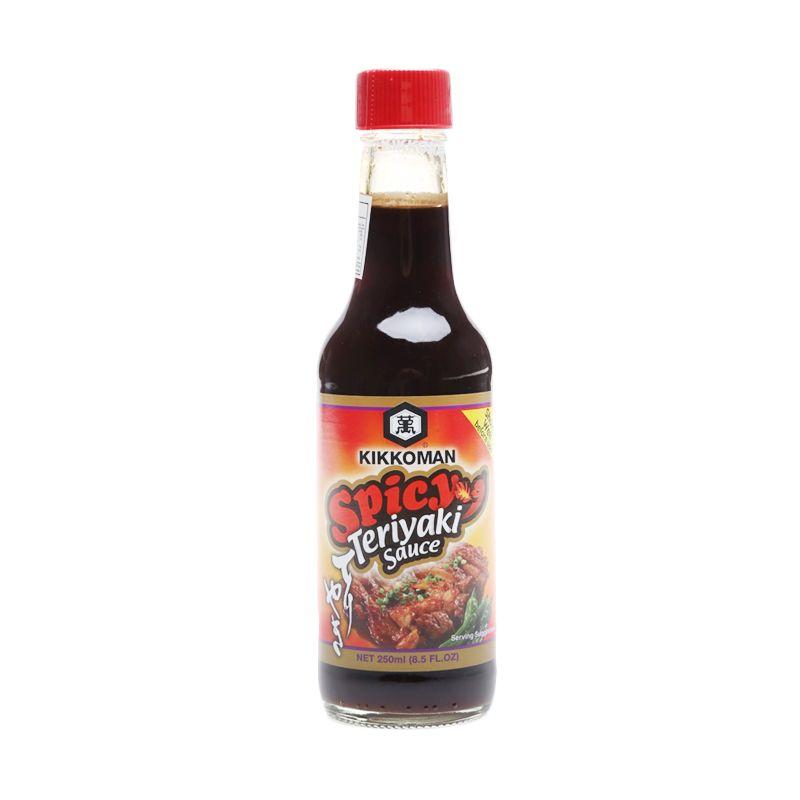 Kikkoman Spicy Teriyaki Bumbu Masak [250 mL]