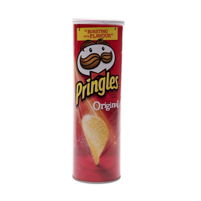 Pringles Original Keripik [2 packs]