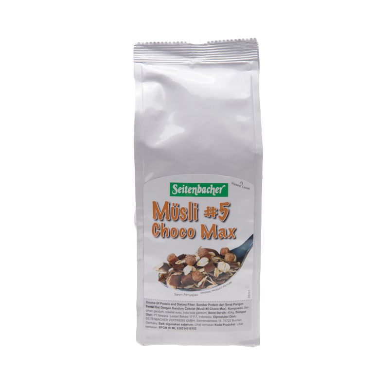 Seitenbacher Musli Choco Max Sereal