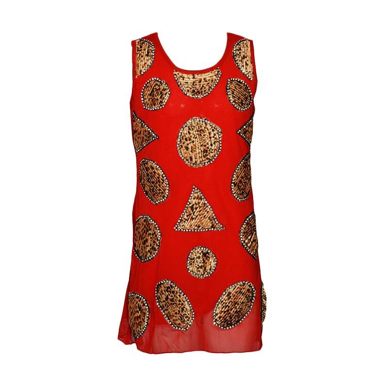 Kelebihan Kekurangan For Kid's Collection Dress Tile Motif Tutul Pakaian Anak Perempuan - Merah Dan Harganya