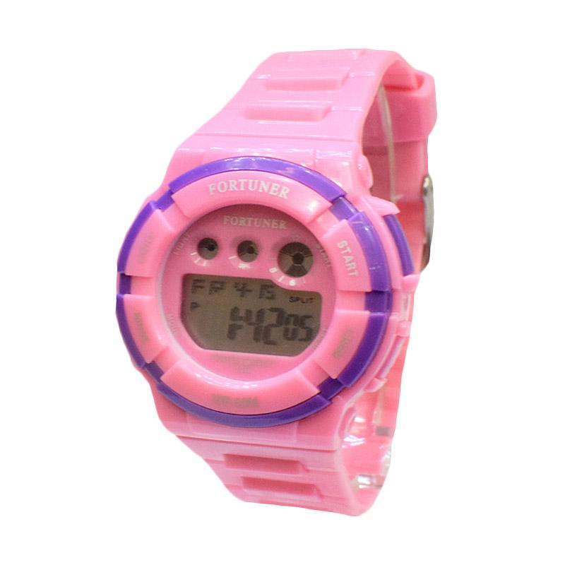 Fortuner – Fortuner FR866PNK Jam Tangan Wanita – Pink