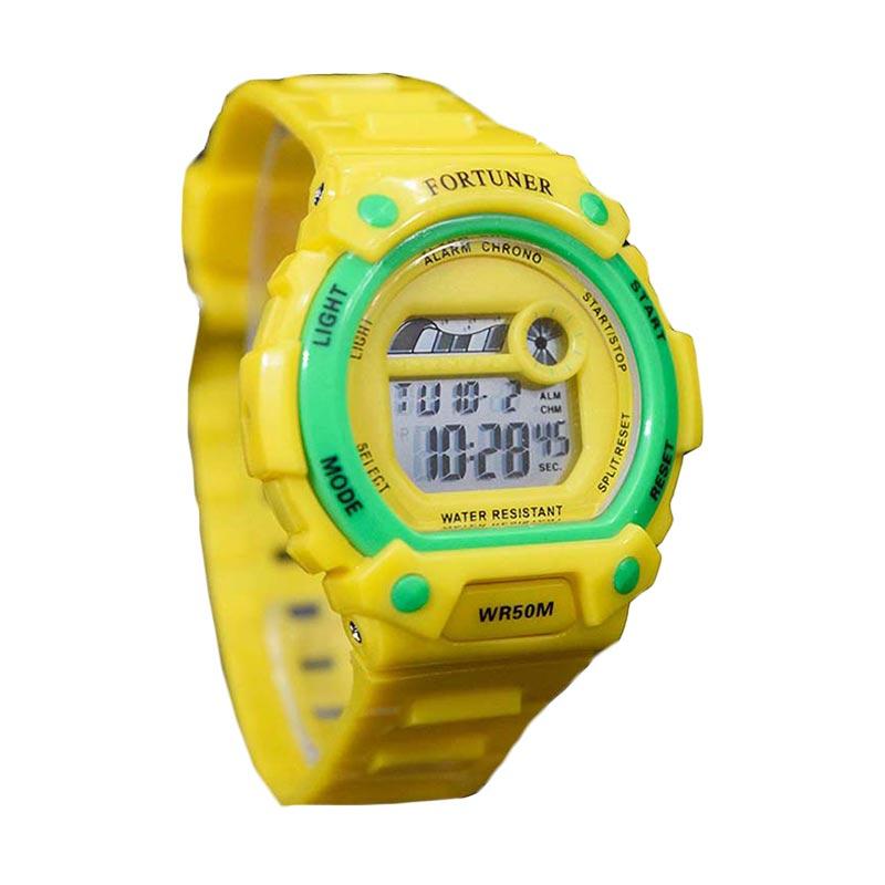 Fortuner FR854YLD Jam Tangan Wanita - Yellow