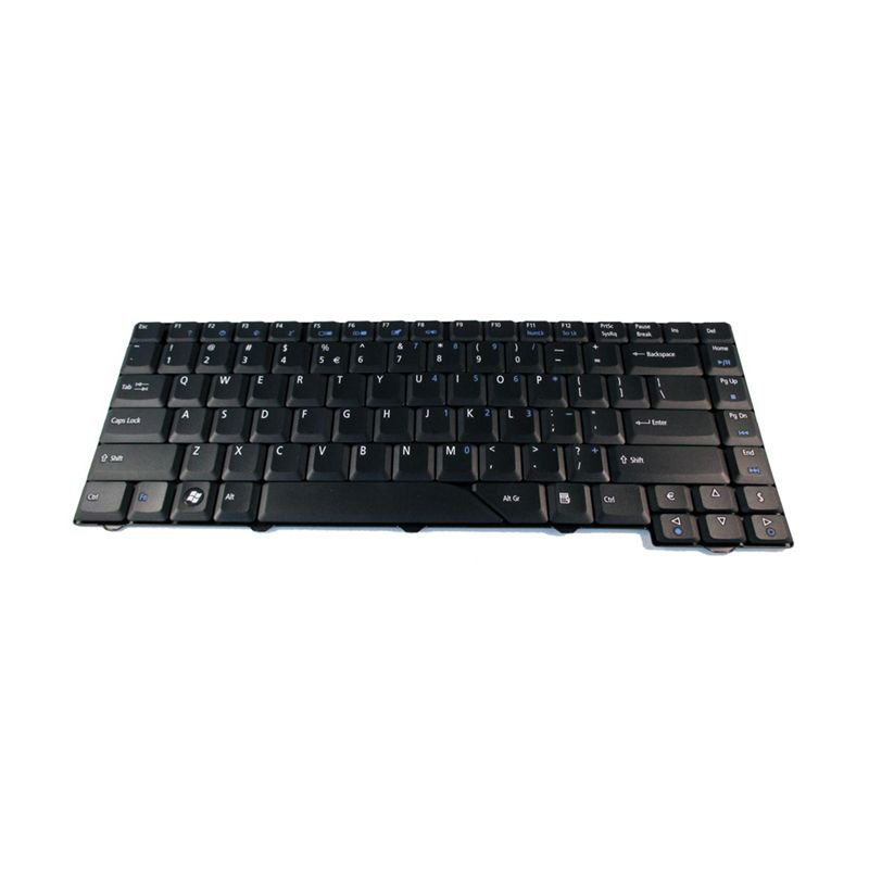 Acer Aspire Hitam Keyboard Laptop