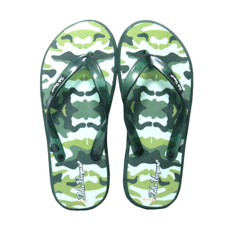 Felix Verguso Camo Army Sandal Jepit Pria