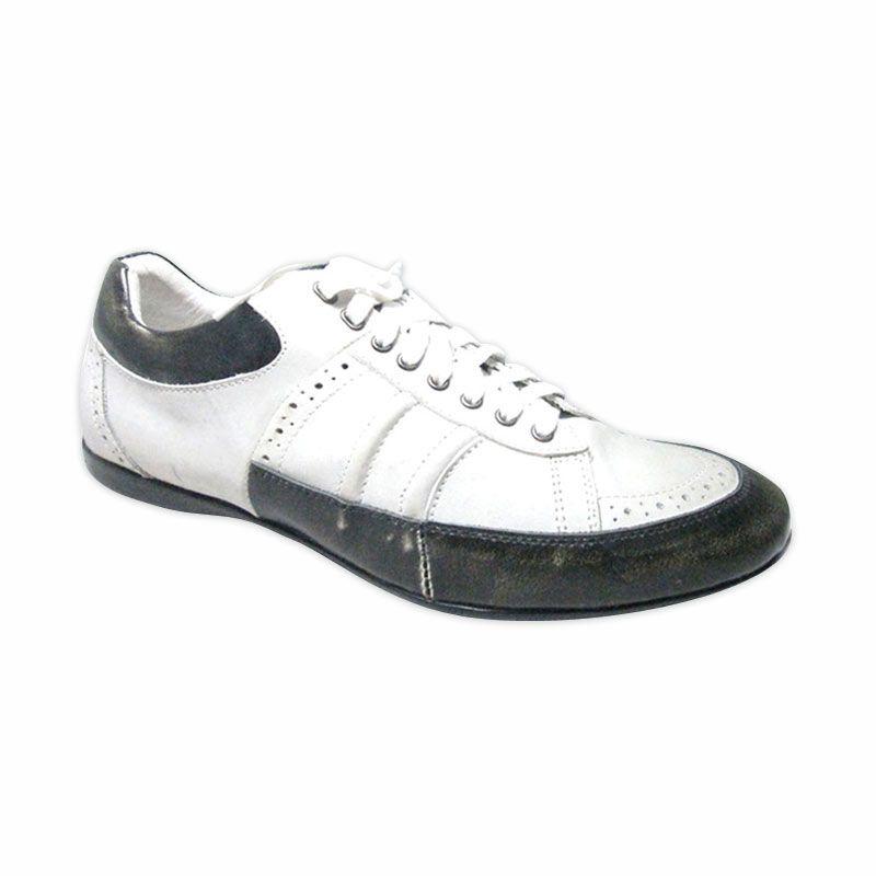 Felix Verguso Casual Shoes Ciniselo White