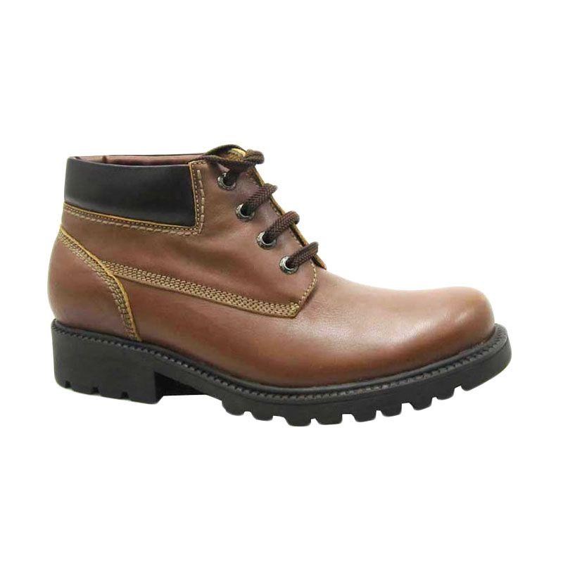 Felix Verguso CE 12 Tan Brown Sepatu Pria