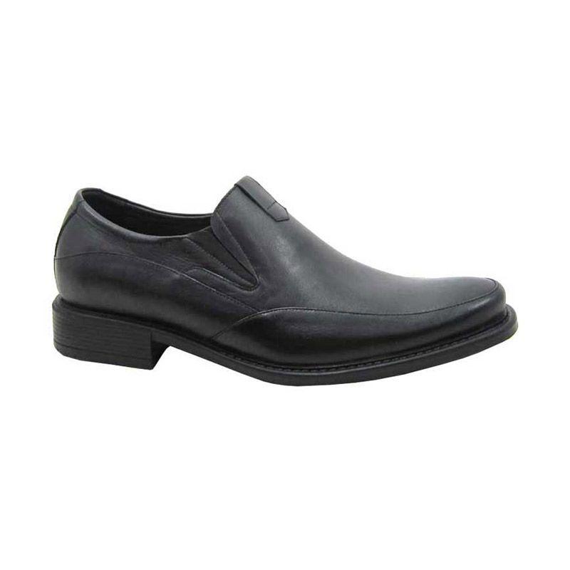 Felix Verguso Dress Shoes TRD 04 Black Sepatu Formal