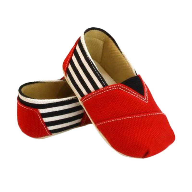 Freddie The Frog Cosmopolitan Moccs Red shoes