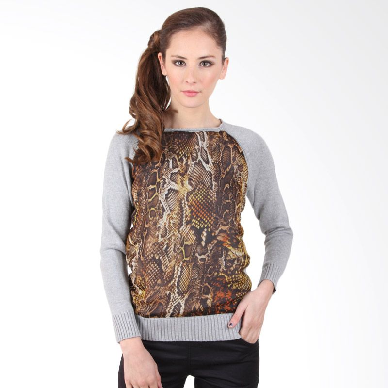 Freya Sneaky Sweater