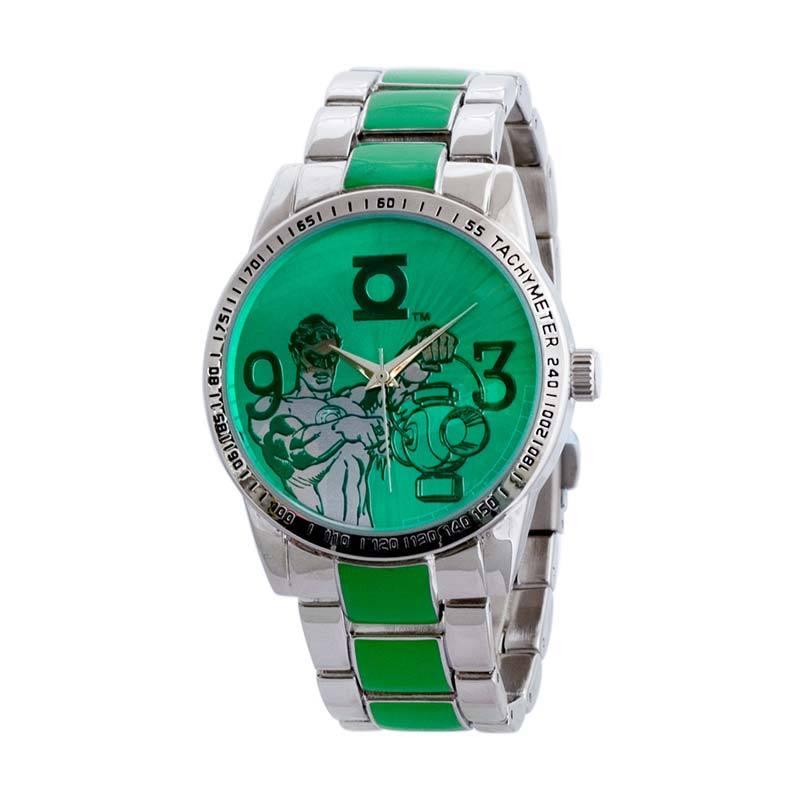 DC Comics DCFR1108-01B Green Lantern Silver Green