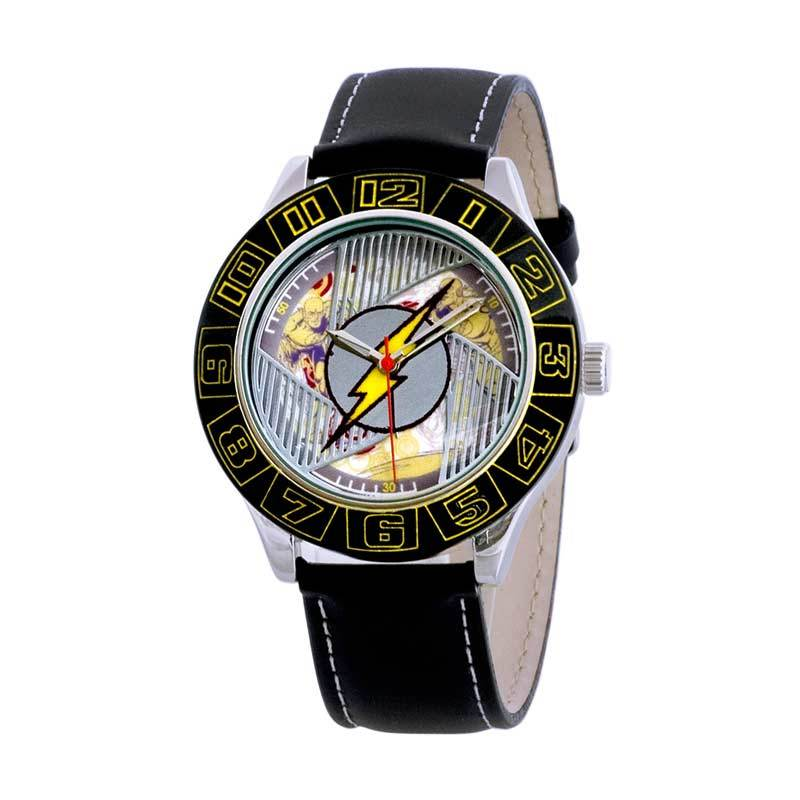 DC Comics DCFR1170-01D The Flash Black Yellow