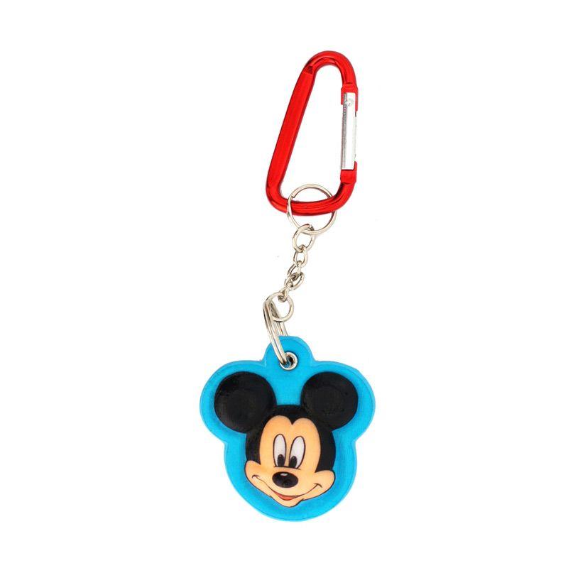 Disney Mickey 3D Keychain Blue Small