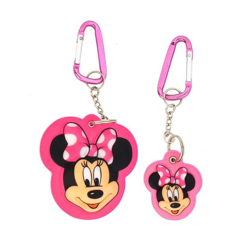 Disney Minnie 3D Large and Minnie 3D Small Keychain