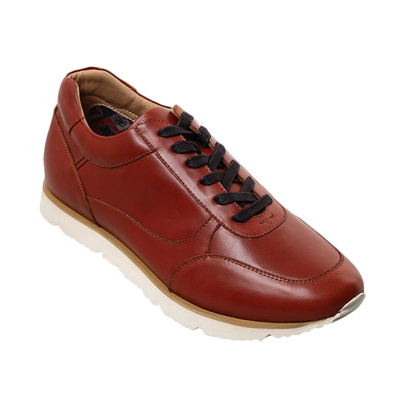 Ftale Footwear Alto Mens Shoes Sepatu Pria - Teracota