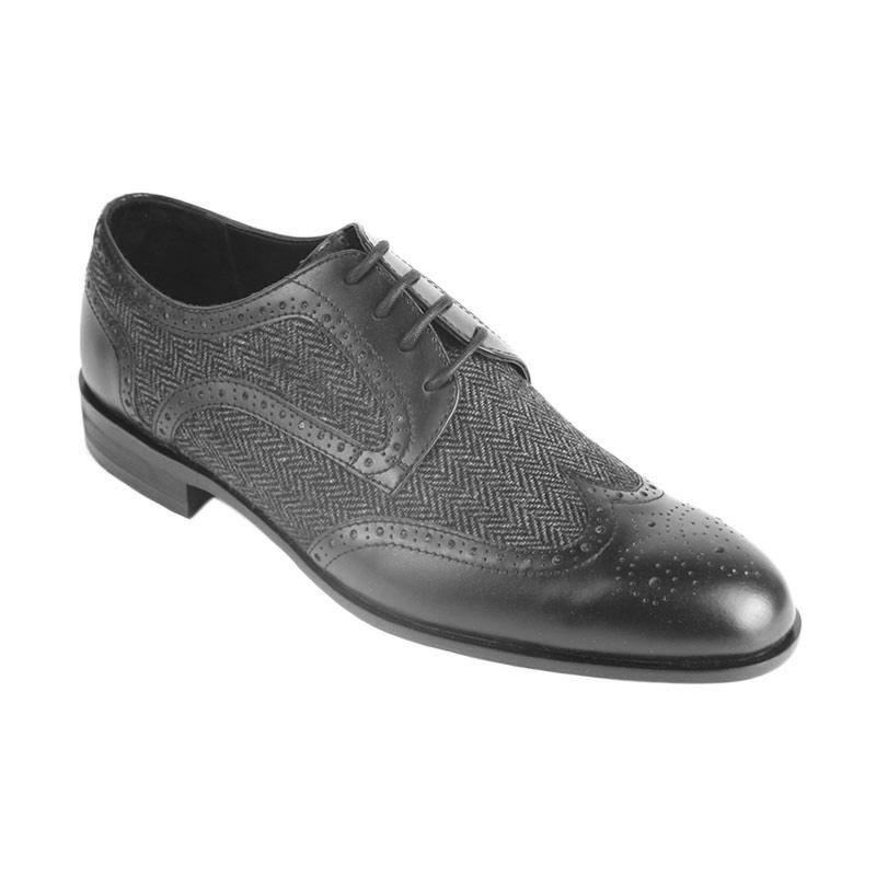 Ftale Footwear Avanti Mens Shoes - Black