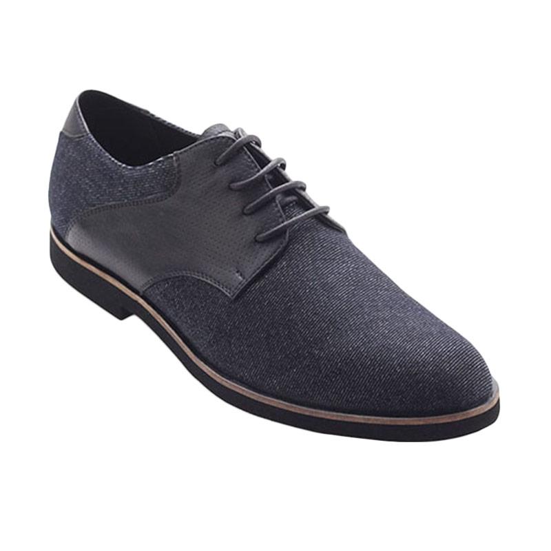 Ftale Footwear Carousel Sepatu Pria - Black