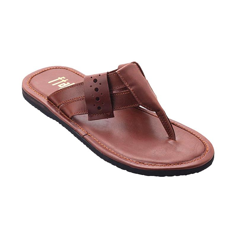 Ftale Footwear Chill Guy Mens Sandal - Brown
